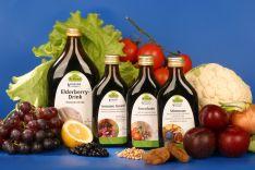 Maisto papildai(BAMP), Multivitaminų,energiniai gėrimai