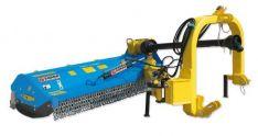 Šlaitinis smulkintuvas (mulčeris) TMC 1600
