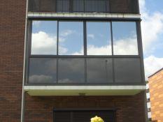 Balkonai ir lodžijos