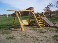 Lauko žaidimų aikštelė