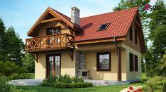 Individualių namų statyba.