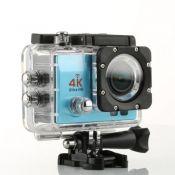Veiksmo sporto kamera 4K
