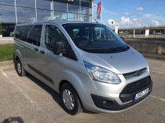 Ford Transit Custom nuoma