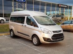 Autobusiuko nuoma Ford Transit Custom