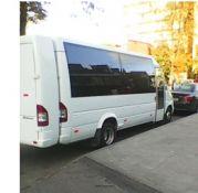 Mikroautobusų nuoma su vairuotoju, keleivių pervežimas.