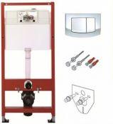 TECEbase universalus WC modulis 4in1
