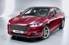 Ford Mondeo nuoma