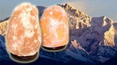 Himalajų druskos lempos