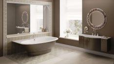 Vispool akmens masės vonios
