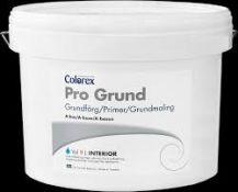 Gruntiniai lubų ir sienų dažai Colorex Pro Grund
