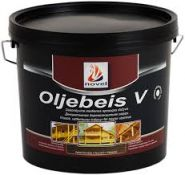 Medienos lazūra Oljebeis V