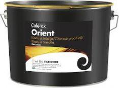 Atspari medienos alyva Orient Kinesisk Träolja