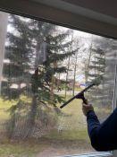 Profesionalus langų valymas
