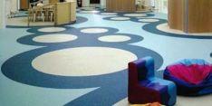 PVC grindų dangos