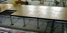 Pakeliamos grindys ir jų montavimas