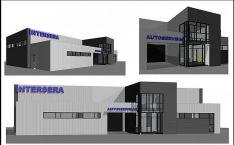 Komercinių pastatų projektavimas ir statyba