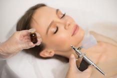 Nanoasia neinvazinės veido priežiūros paslaugos