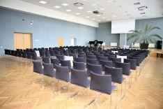 Konferencijų salės nuoma (200 vietų)