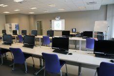 Kompiuterių klasės nuoma  (15 vietų)