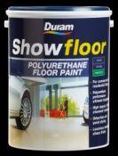 Showfloor poliuretaniniai dažai, 5 Ltr.
