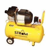 STROM oro kompresorius 2cil/70L 3KW 430l/min