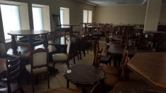 Naudoti baldai