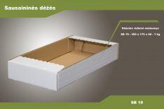 Sausainių dėžė -  SB19