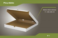 Dėžutė picai - Nr.1