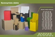 Suvenyrinė dėžutė - S8a