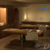 Masažinė SPA lova Tren