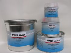 Proline universalus glaistas 4,5kg, 1,8kg, 500g, 200g