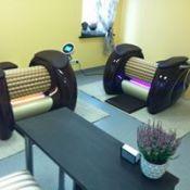 Masažai Roll Active aparatu.