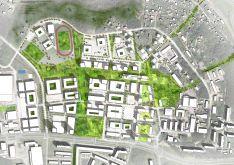 Teritorijų vystymo studijos, urbanistinės koncepcijos