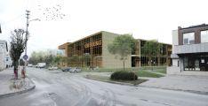 Visuomeninių pastatų projektavimas