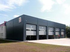 Gamybinių, transporto paskirties pastatų projektavimas