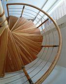 Sraigtiniai laiptai