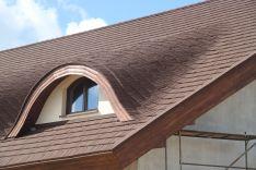 Plieninė stogo danga GERARD