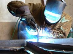 Aliuminio, nerūdijančio metalo virinimas