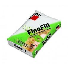Glaistas FINOFIL baltas gipsinis (20kg) BAUMIT