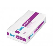 Glaistas universalus gipsinis Q-Filler (25kg) KNAUF –