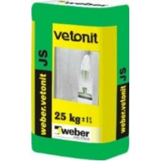 Glaistas VETONIT JS (SILOITE) (20kg) Weber