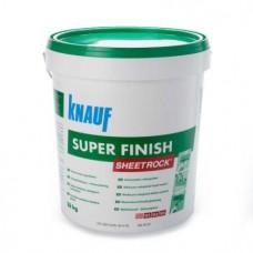 Glaistas Super Finish (28kg), KNAUF sheetrock