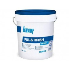 Glaistas Fill & Finish (20kg), KNAUF