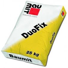 Klijavimo mišinys polistireno plokštėms DuoFix (25kg) BAUMIT