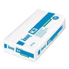 Klijai plytelėms K3 ypač elastingi greitai stingst. (25kg) KNAUF