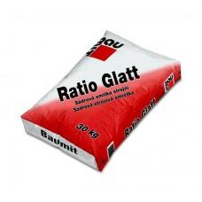 Tinkas RATIO GLAT mašininis/gipsinis (30kg) 1mm, BAUMIT