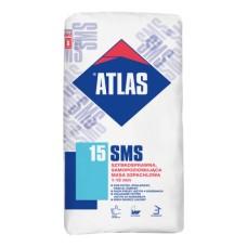 Mišinys savaime išsilyginantis SMS-15 (25kg) 1-15mm ATLAS