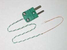 Mikro taškinė termopora TJ-K
