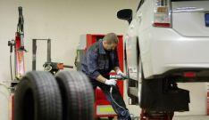 Padangų montavimas, ratų balansavimas, padangų saugojimas