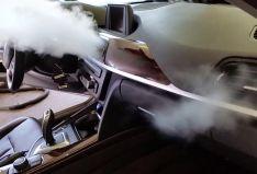 Kondicionieriaus dezinfekcija ir blogų kvapų naikinimas